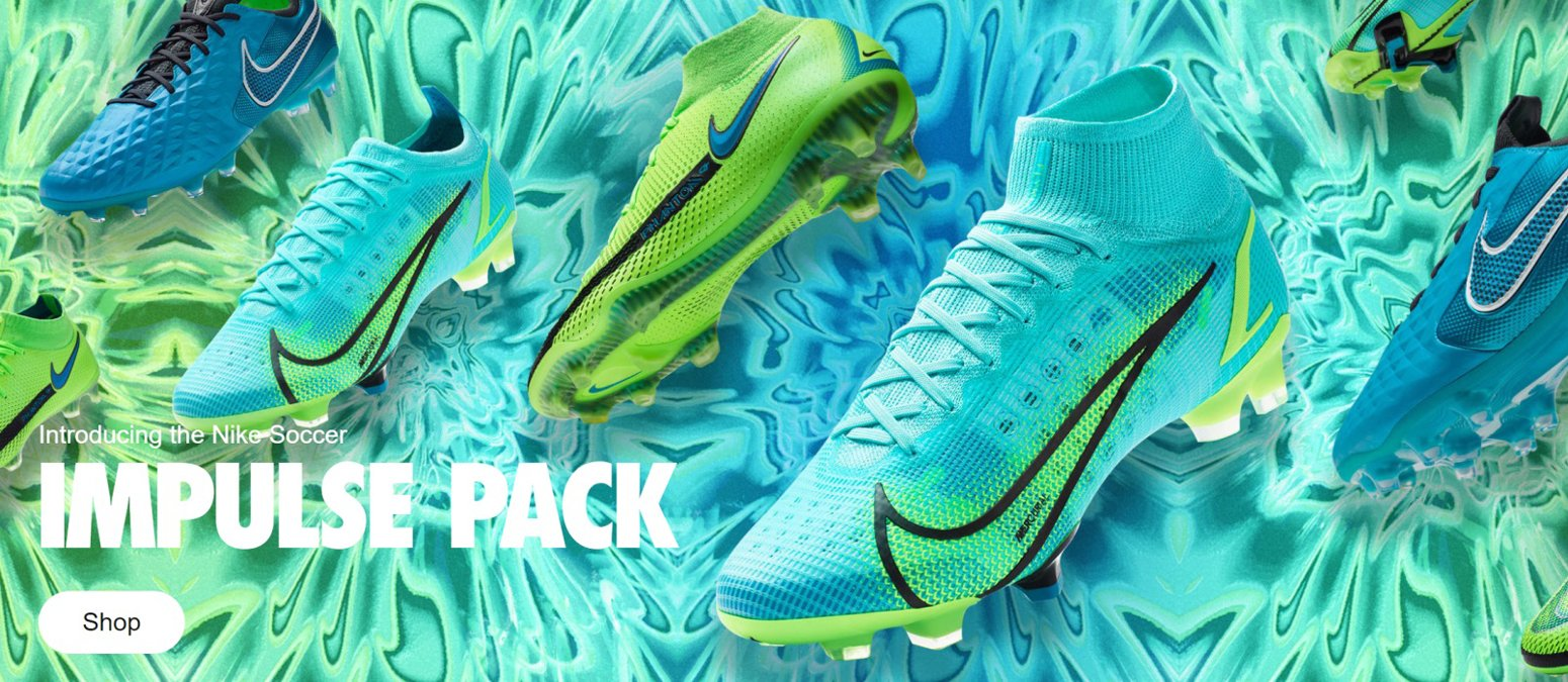 Soccer Cleats Banner