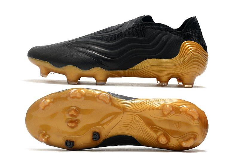 adidas Copa Sense+ FG Superlative Pack Core Black Gold Metallic