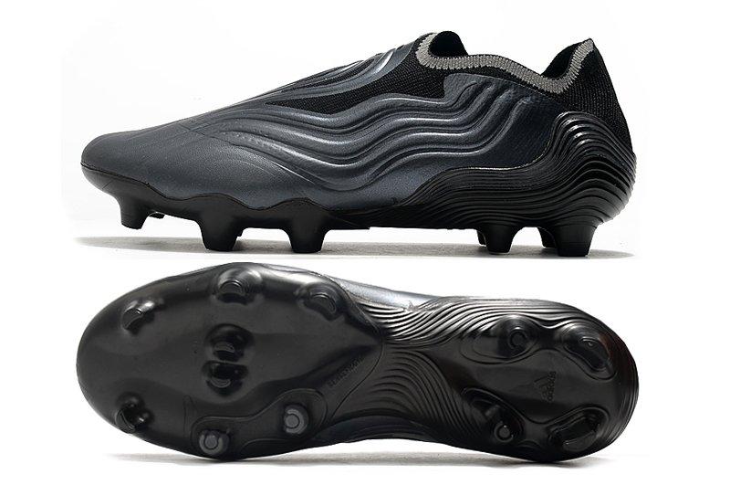 adidas Copa Sense+ FG Superstealth Pack Core Black Grey Five