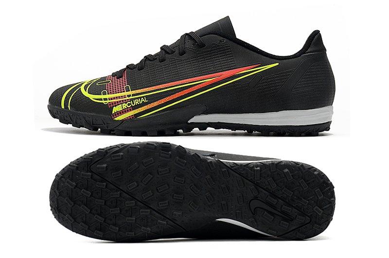 Football Shoes Nike Mercurial Vapor 14 Academy TF Black Iron Grey